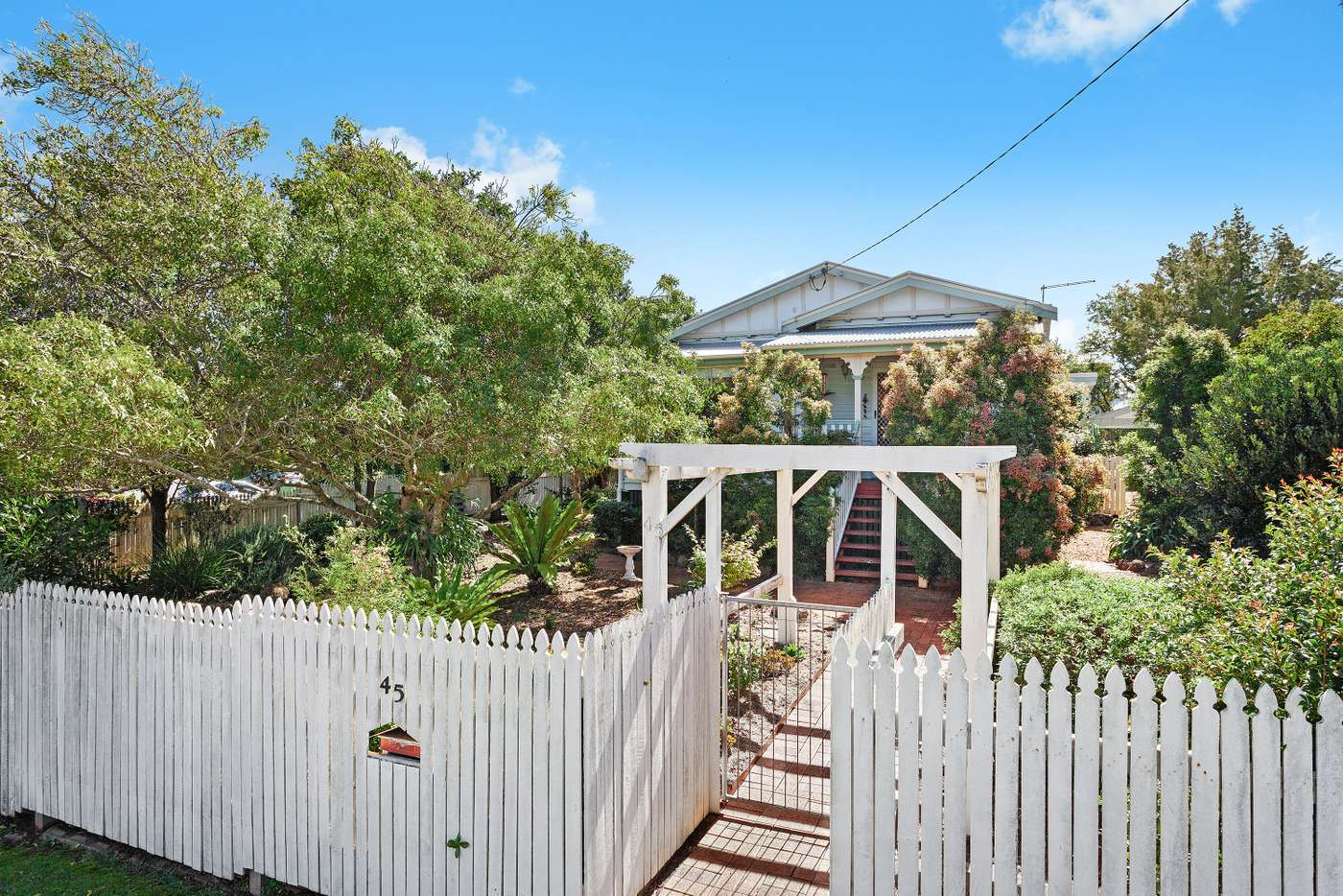 Main view of Homely house listing, 45 Ipswich St, East Toowoomba QLD 4350