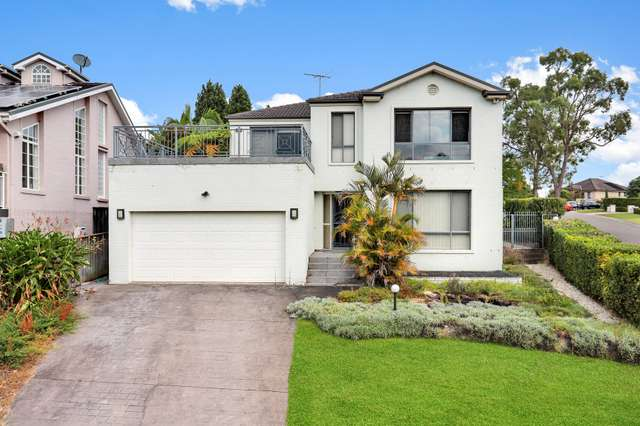 29 Jack McNamee Place, Kellyville NSW 2155