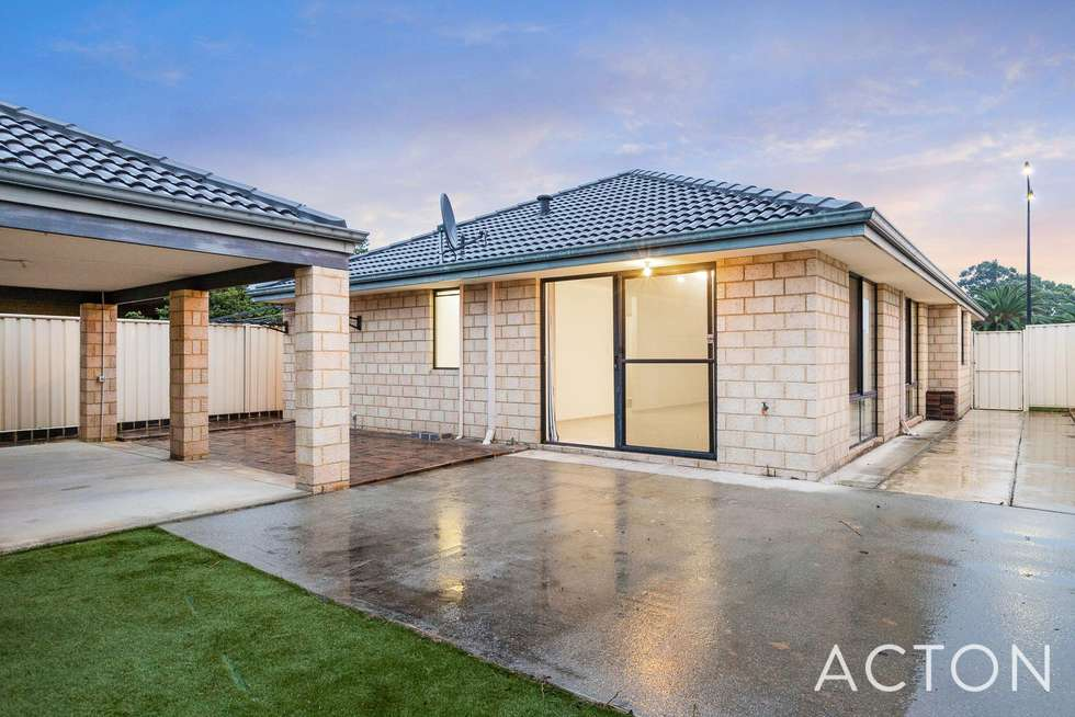 Second view of Homely house listing, 1 Frankenia Turn, Success WA 6164