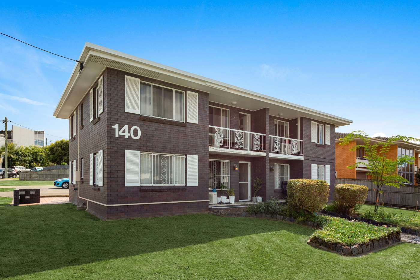 Main view of Homely unit listing, 2/140 Pembroke Road, Coorparoo QLD 4151