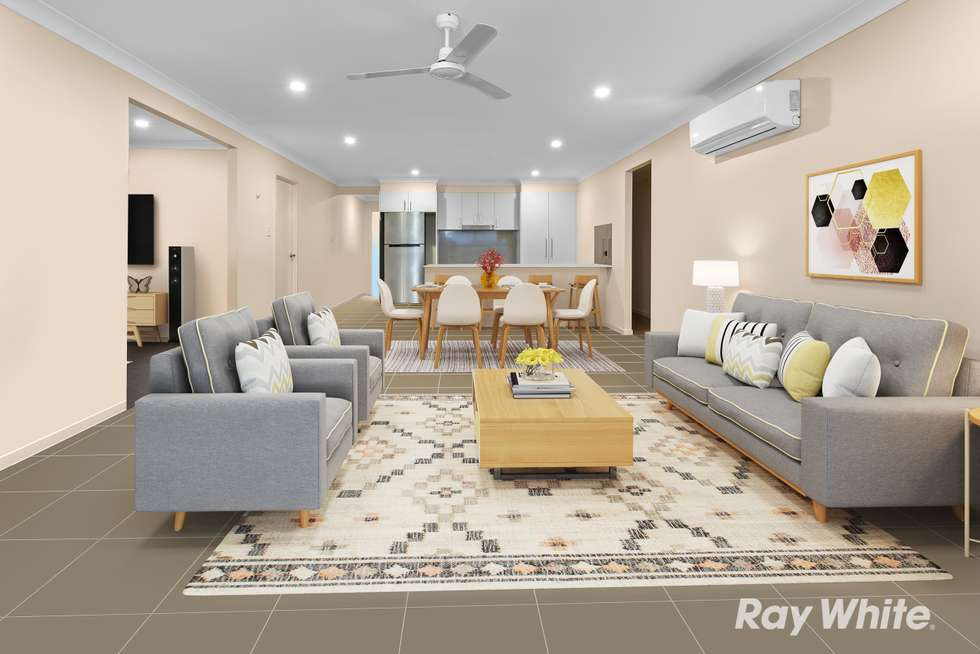 Third view of Homely house listing, 12 Bengal Street, Yarrabilba QLD 4207