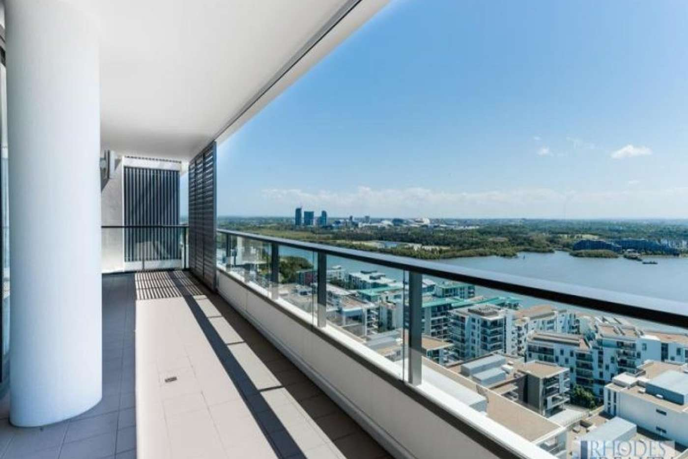 Main view of Homely apartment listing, 1708/7 Rider Boulevard, Rhodes NSW 2138