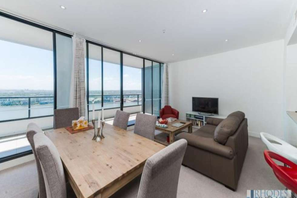 Third view of Homely apartment listing, 1708/7 Rider Boulevard, Rhodes NSW 2138