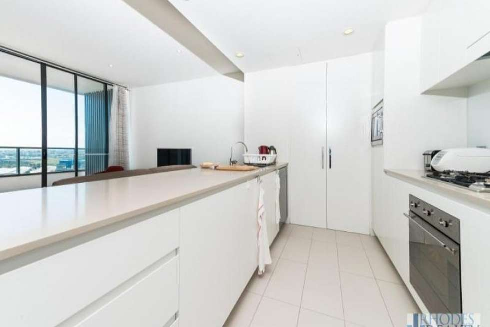 Fourth view of Homely apartment listing, 1708/7 Rider Boulevard, Rhodes NSW 2138
