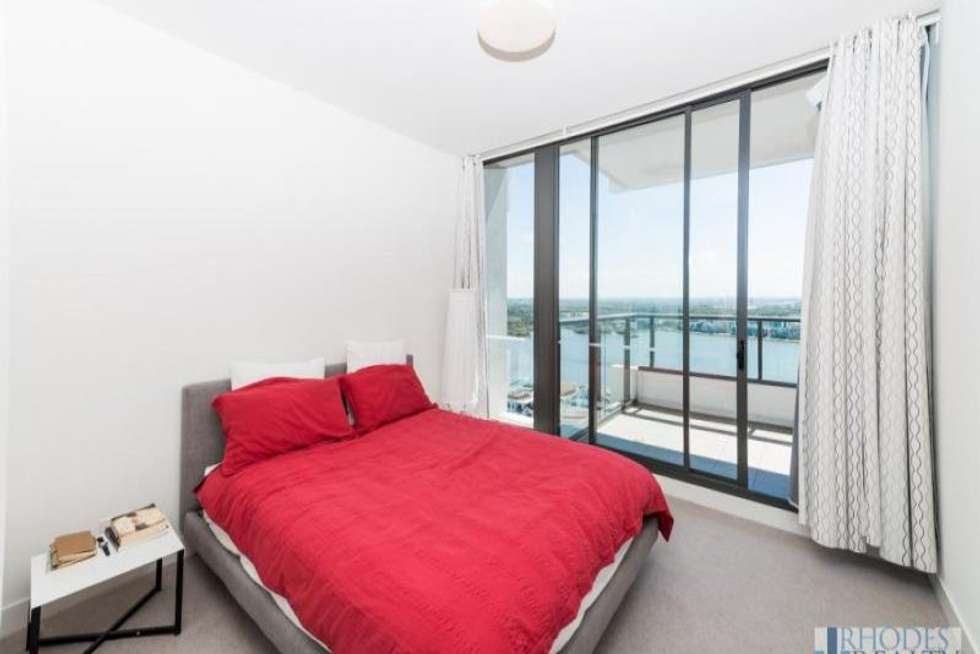Fifth view of Homely apartment listing, 1708/7 Rider Boulevard, Rhodes NSW 2138