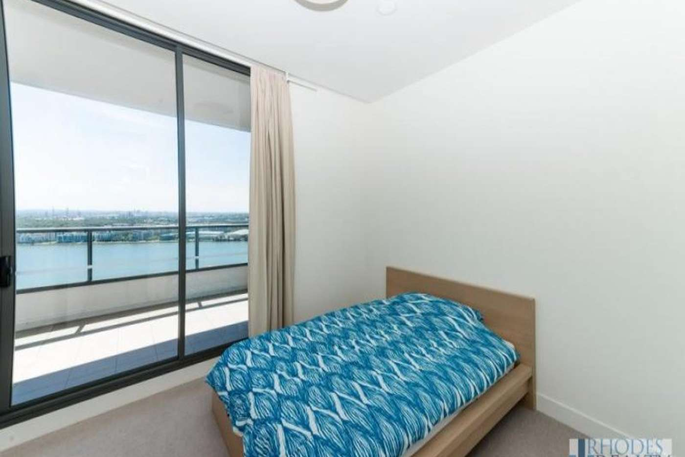 Seventh view of Homely apartment listing, 1708/7 Rider Boulevard, Rhodes NSW 2138
