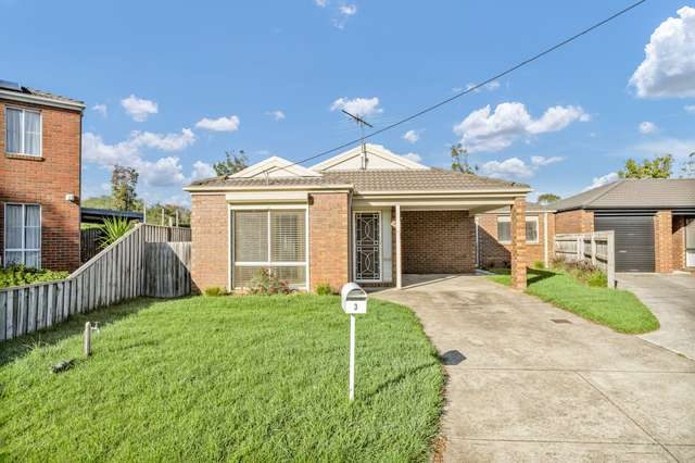 3 Anthony Court, Seaford VIC 3198