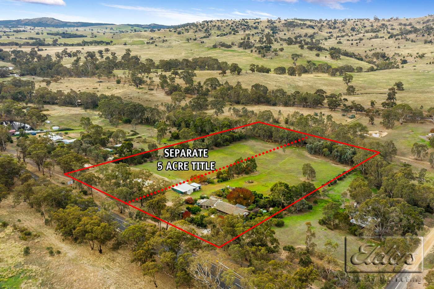 Main view of Homely house listing, 4334 Calder Highway, Ravenswood South VIC 3453