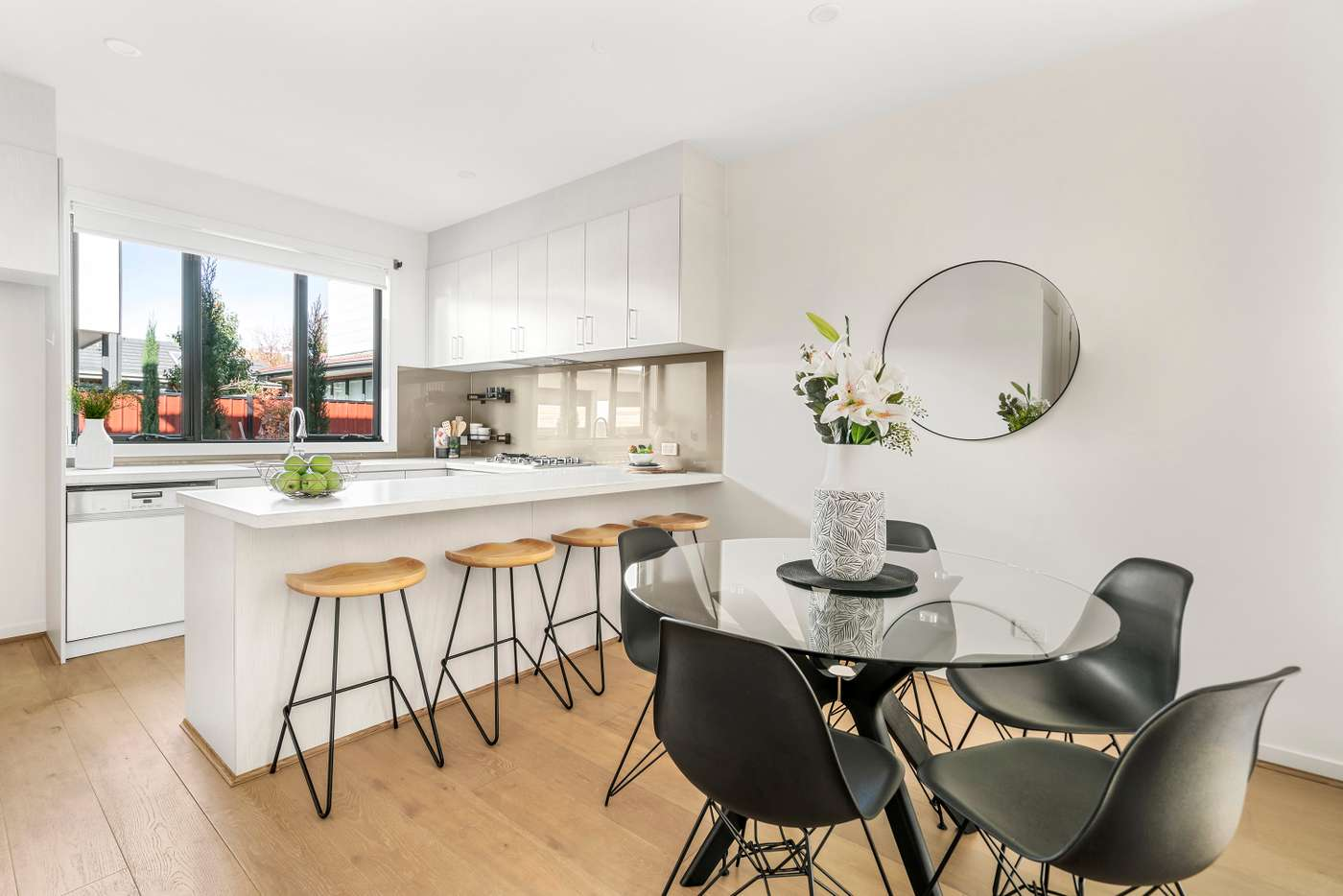 Main view of Homely townhouse listing, 4/30 Ames Avenue, Carnegie VIC 3163