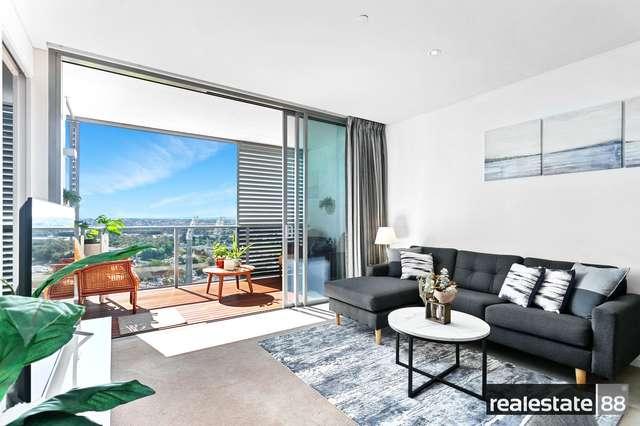 2101/8 Adelaide Terrace, East Perth WA 6004
