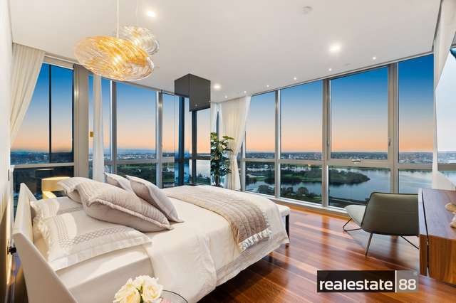 Penthouse 2501 8 Adelaide Terrace