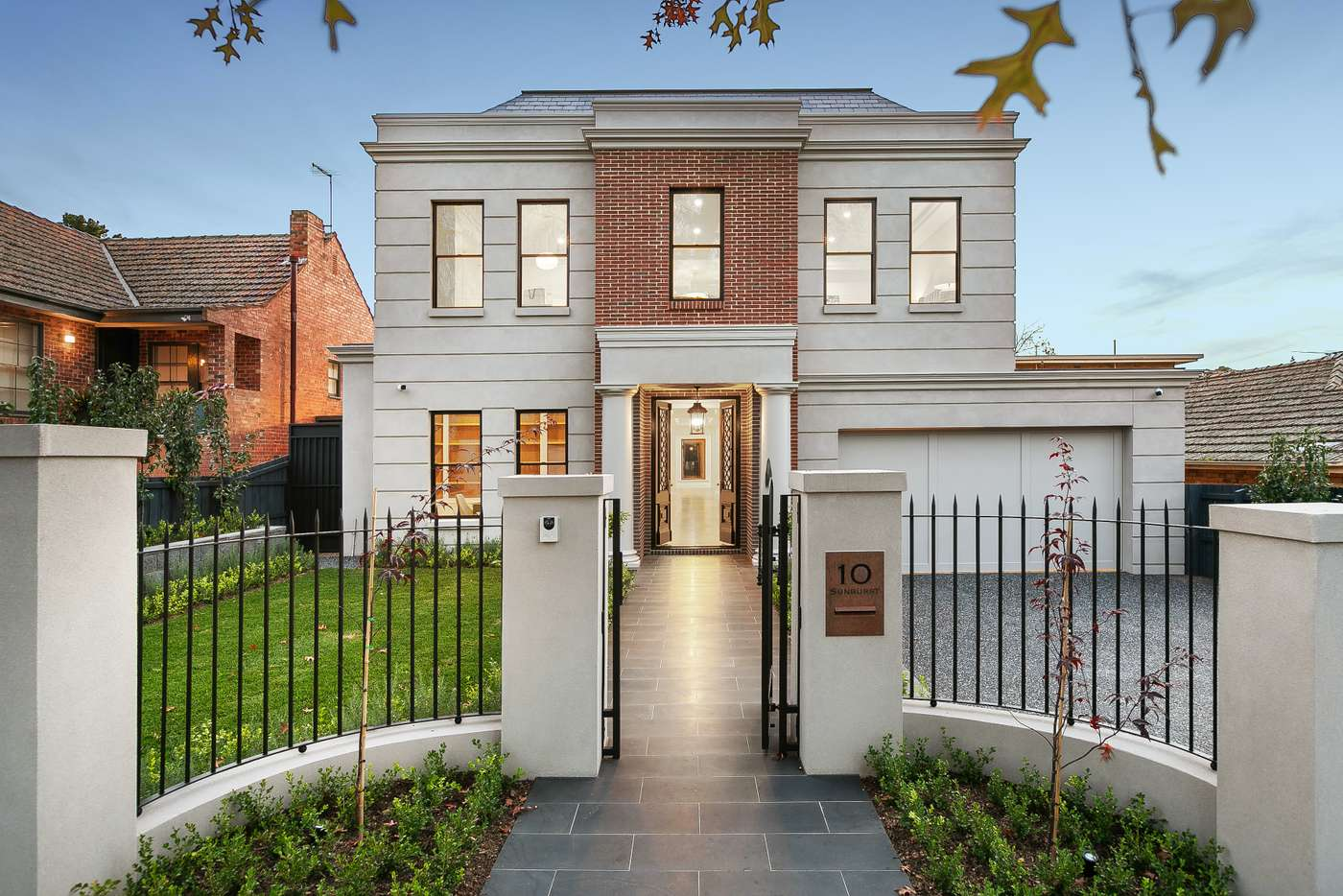 Main view of Homely house listing, 10 Sunburst Avenue, Balwyn North VIC 3104