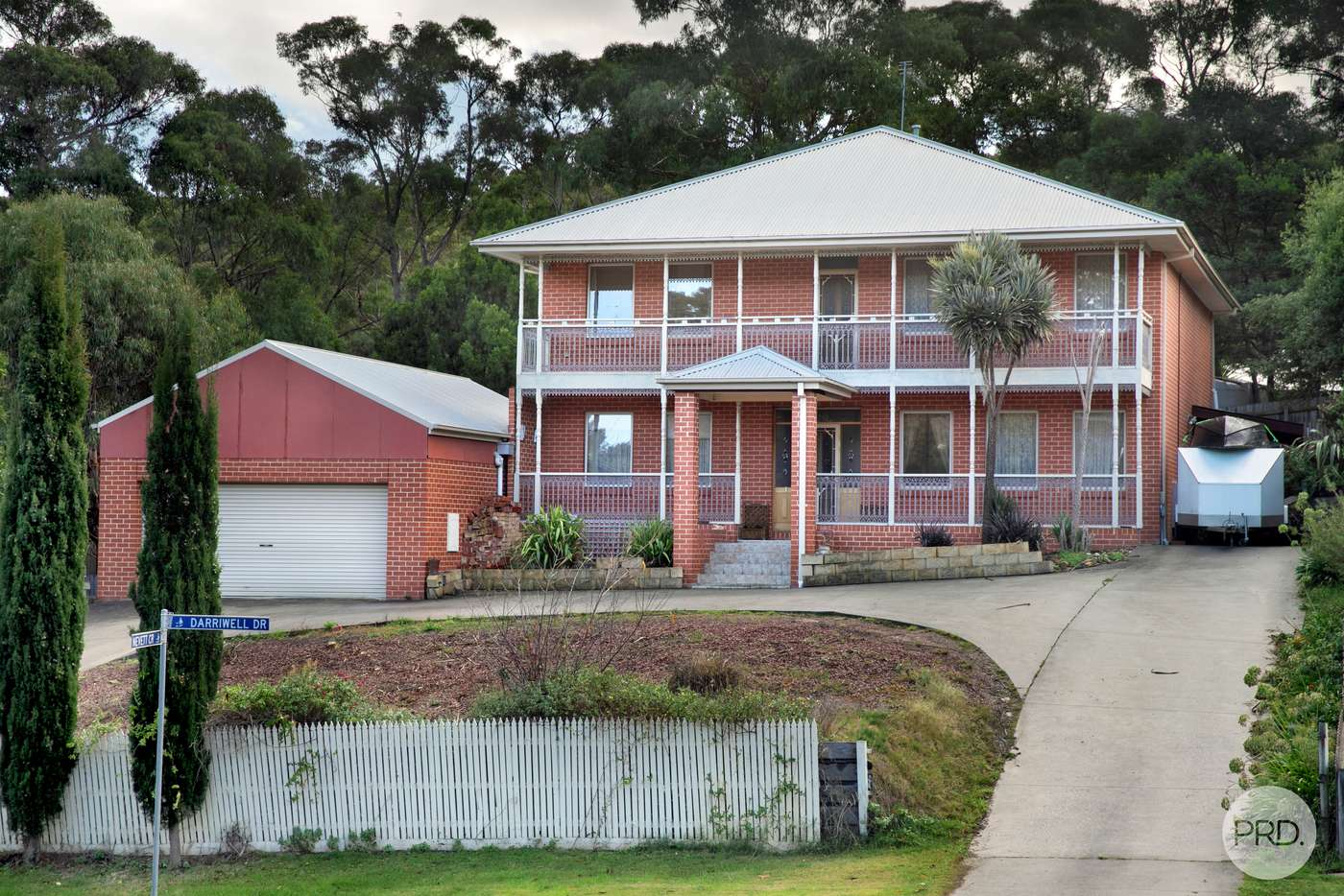 Main view of Homely house listing, 56 Darriwell Drive, Mount Helen VIC 3350