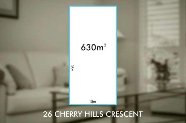 26 Cherry Hills Crescent