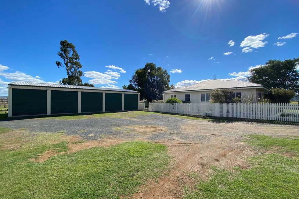 Second view of Homely mixedFarming listing, 93 Fiechtners Lane, Ascot QLD 4359