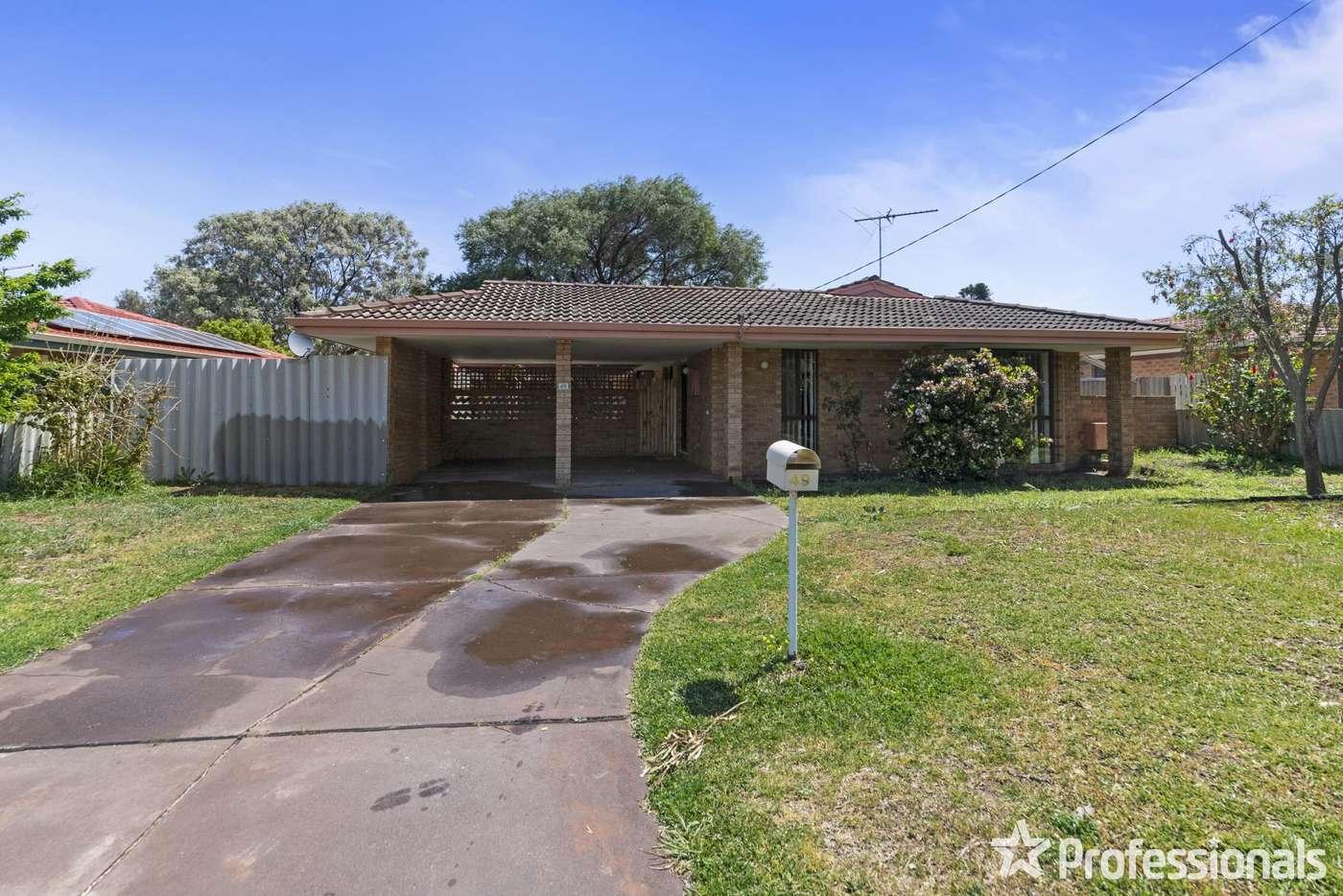 Main view of Homely house listing, 49 Adina Way, Rockingham WA 6168