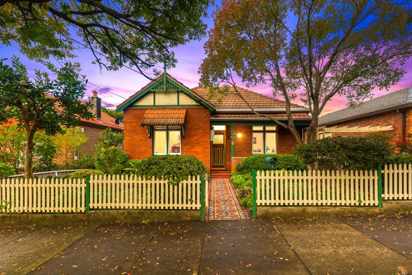 Main view of Homely house listing, 18 Leopold Street, Croydon Park NSW 2133