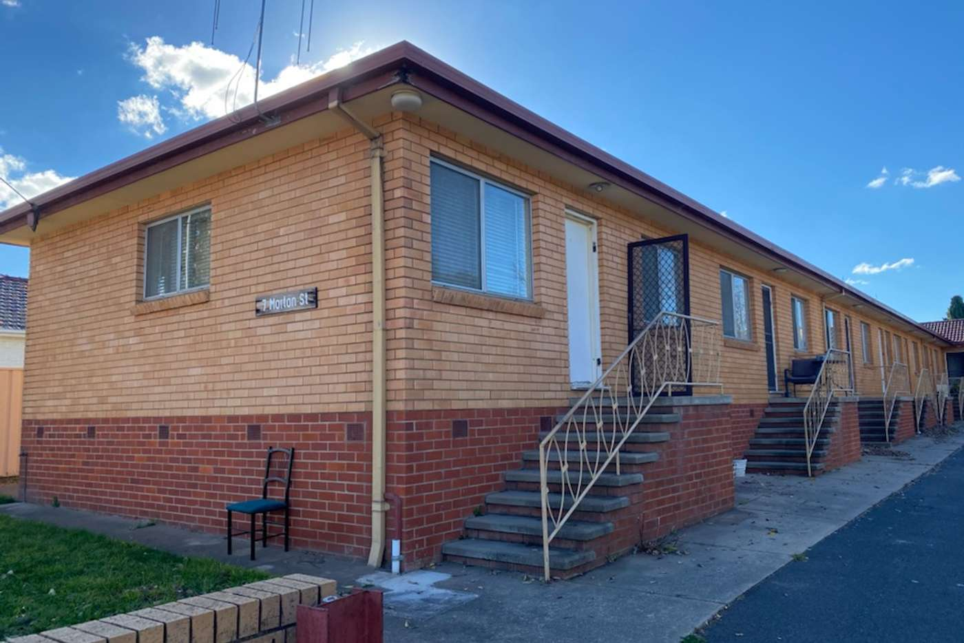 Main view of Homely unit listing, 1/7 Morton Street, Queanbeyan NSW 2620