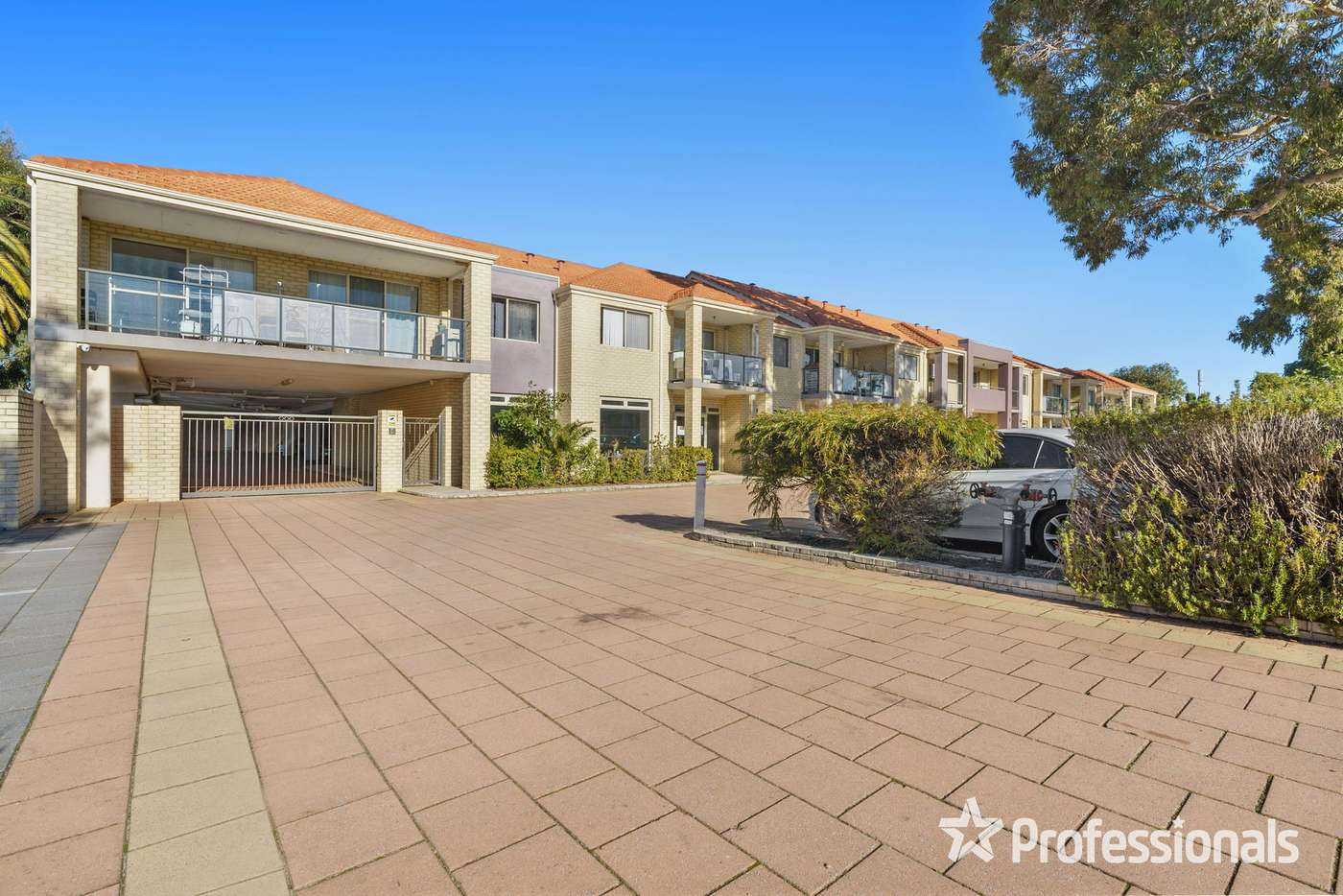 Main view of Homely apartment listing, 9/24 Burton Street, Cannington WA 6107