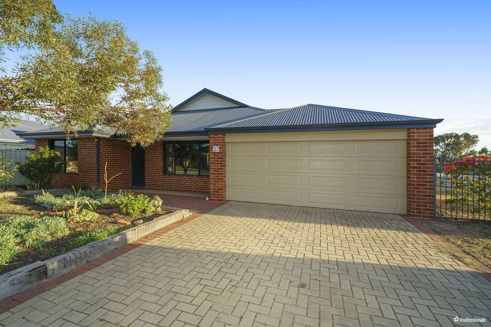 Second view of Homely house listing, 27 Silica Road, Wattle Grove WA 6107