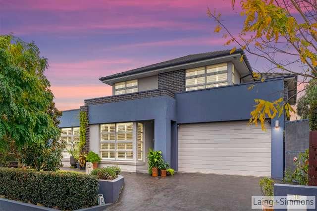 12 Creekbridge Street, Kellyville Ridge NSW 2155