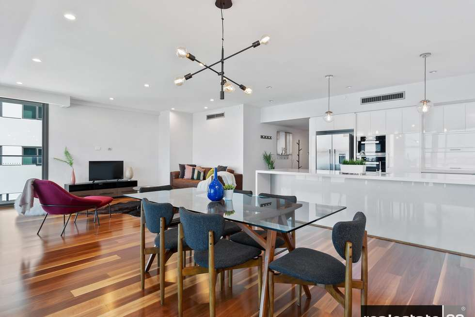 Third view of Homely apartment listing, 32/88 Terrace Road, East Perth WA 6004