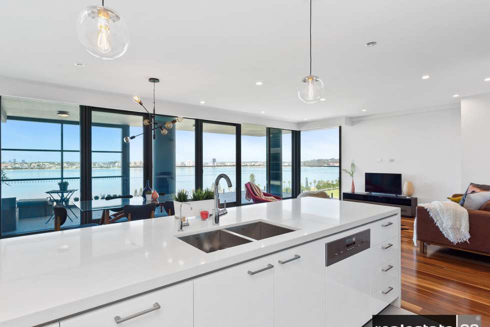 Fifth view of Homely apartment listing, 32/88 Terrace Road, East Perth WA 6004