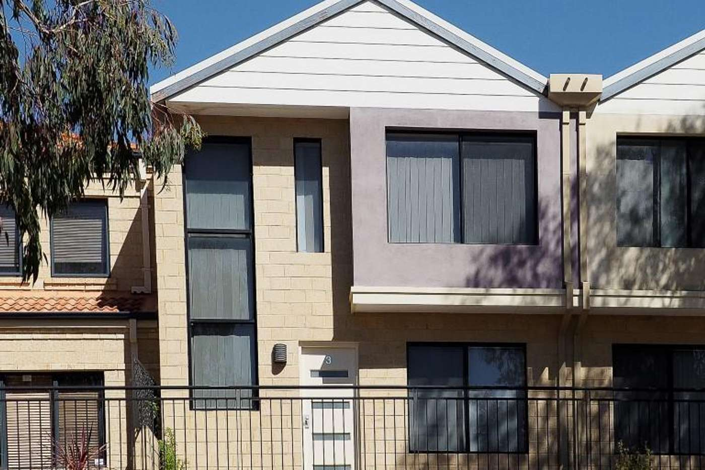 Main view of Homely townhouse listing, 3/33 Lakeside Dr, Joondalup WA 6027