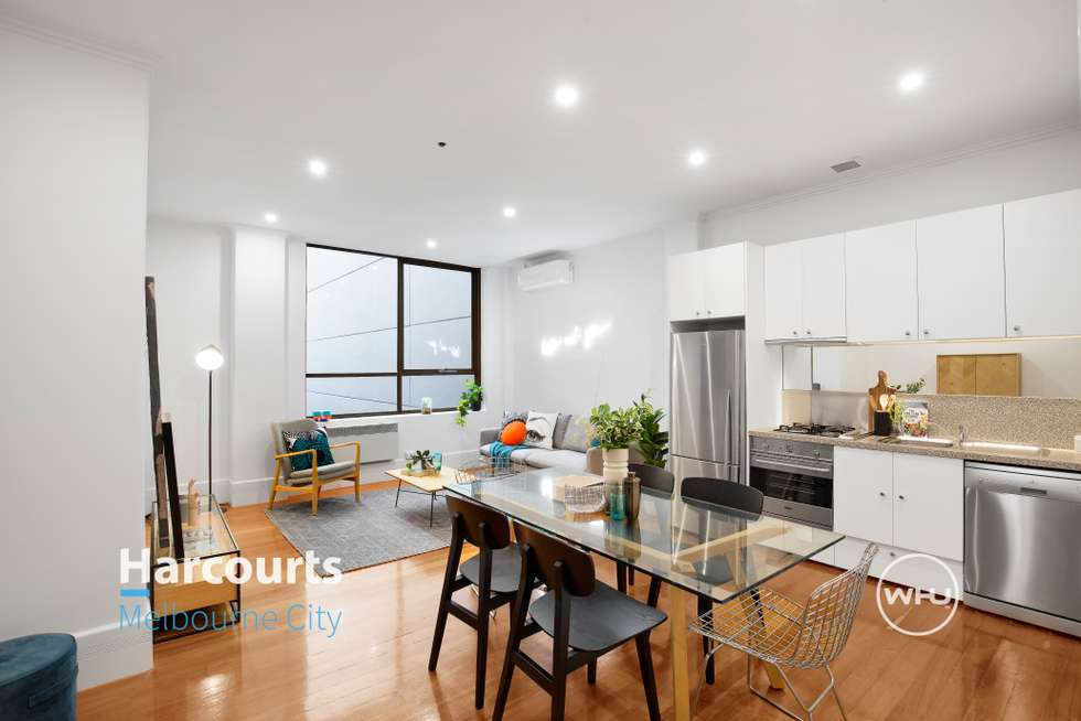 Second view of Homely apartment listing, 507/616 Little Collins Street, Melbourne VIC 3000