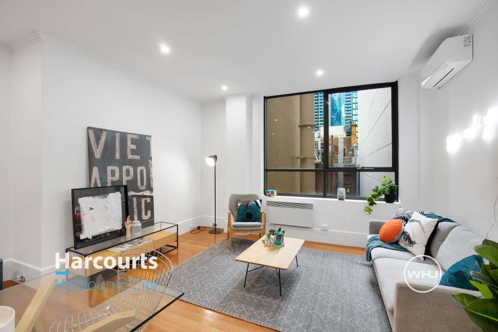 Third view of Homely apartment listing, 507/616 Little Collins Street, Melbourne VIC 3000