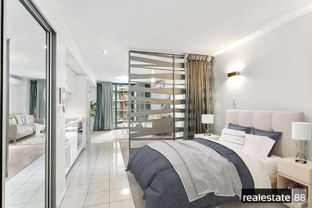 161/143 Adelaide Terrace, East Perth WA 6004