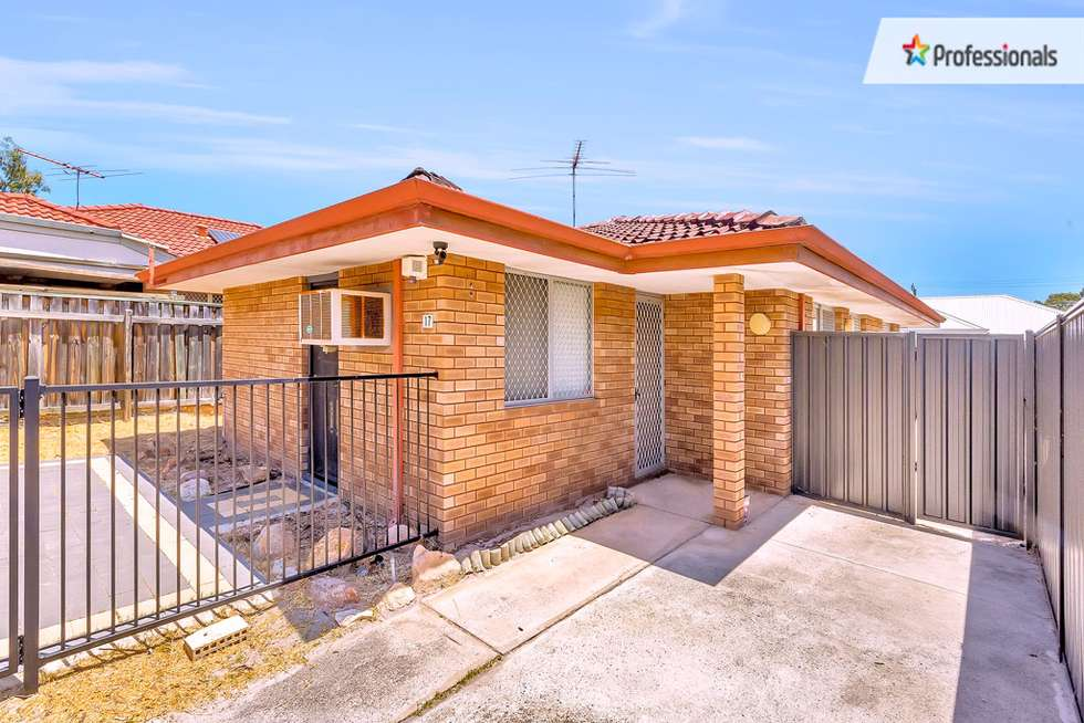 Third view of Homely house listing, 17 Lord Street, Bentley WA 6102