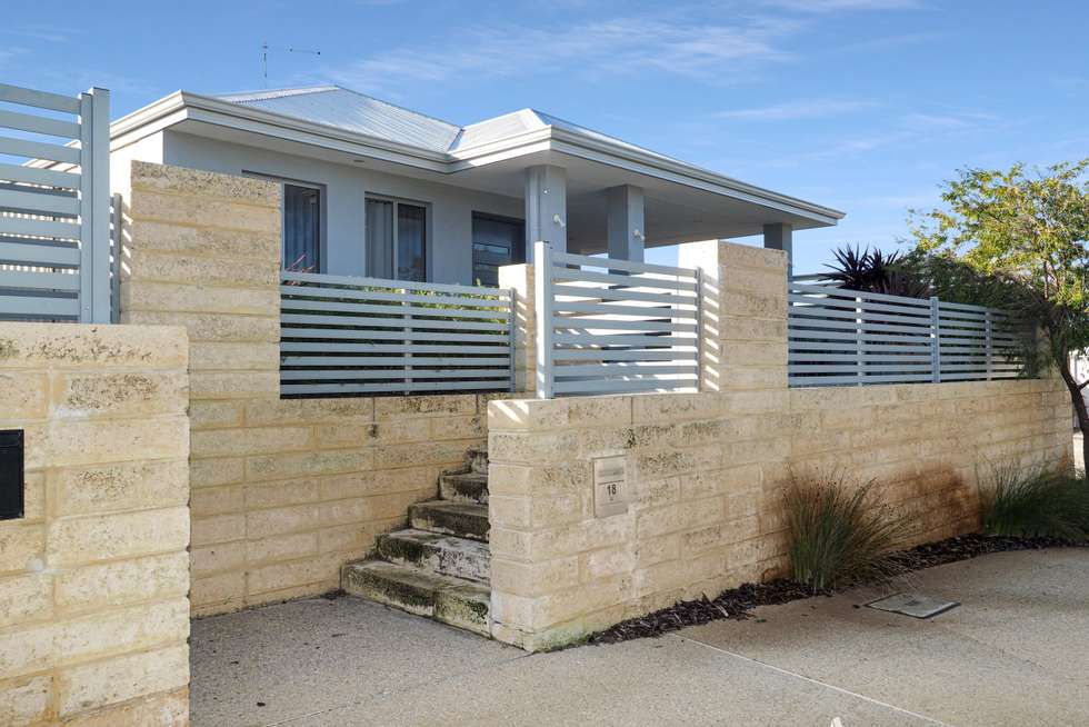 Second view of Homely house listing, 18 Fresh Lane, Craigie WA 6025