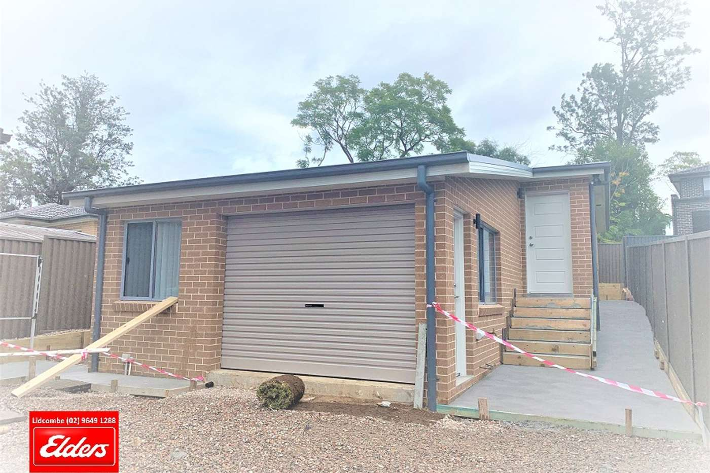 Main view of Homely semiDetached listing, 1/8A TOOHEY AVENUE, Westmead NSW 2145