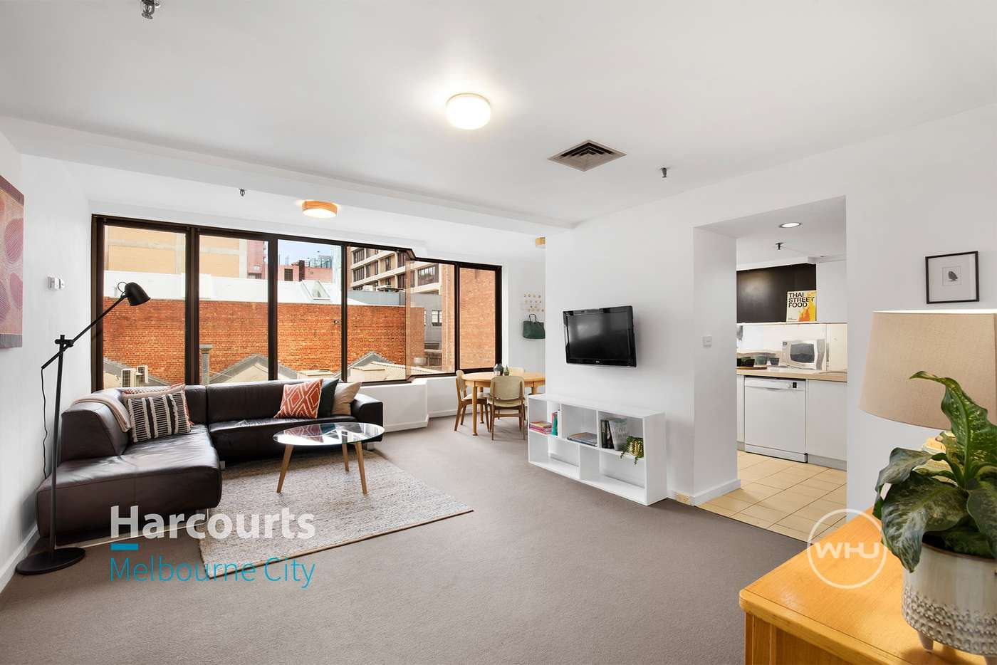 Main view of Homely apartment listing, 14/50 Bourke Street, Melbourne VIC 3000