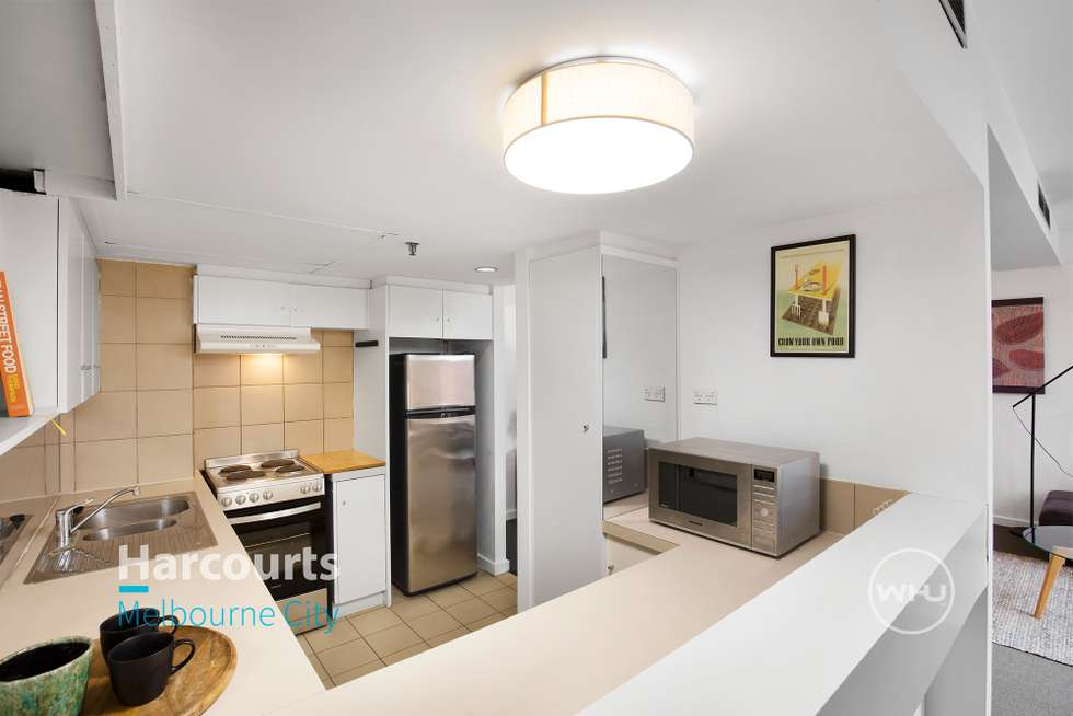 Second view of Homely apartment listing, 14/50 Bourke Street, Melbourne VIC 3000