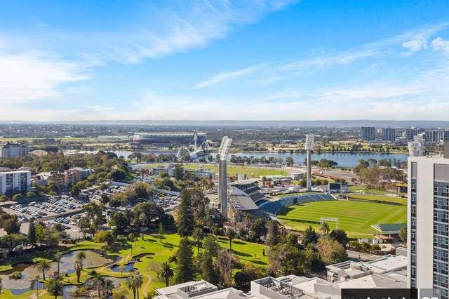 2704/63 Adelaide Terrace, East Perth WA 6004