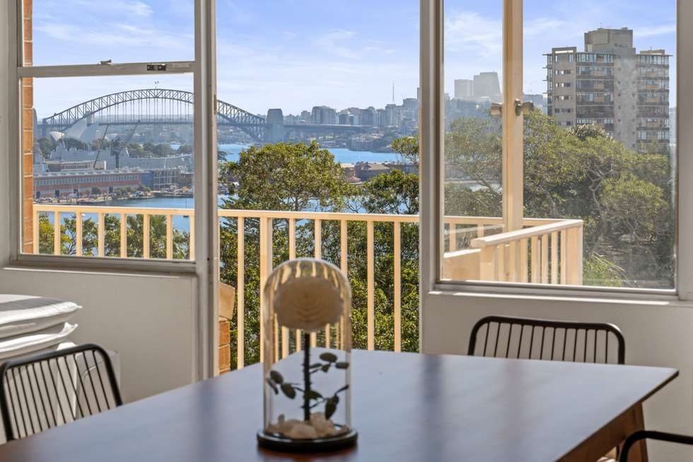 Second view of Homely apartment listing, 33/105a Darling Point Road, Darling Point NSW 2027
