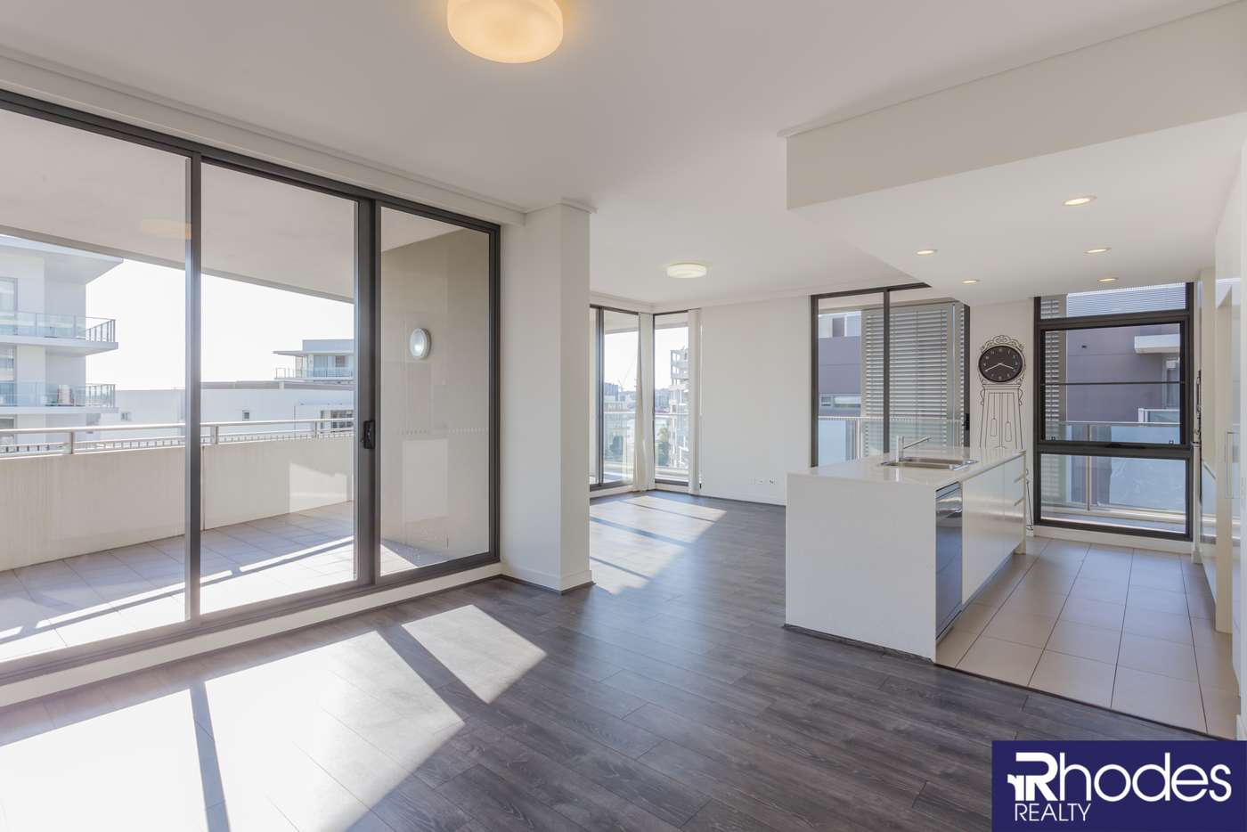 Main view of Homely apartment listing, 605/15 Shoreline Dr, Rhodes NSW 2138