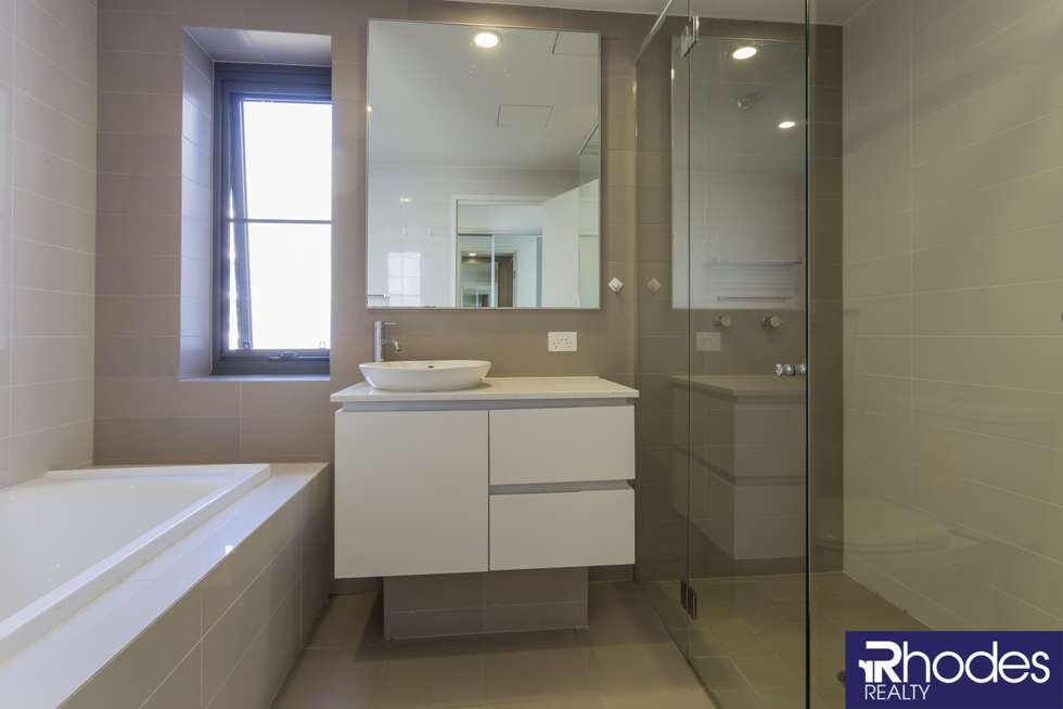 Fourth view of Homely apartment listing, 605/15 Shoreline Dr, Rhodes NSW 2138