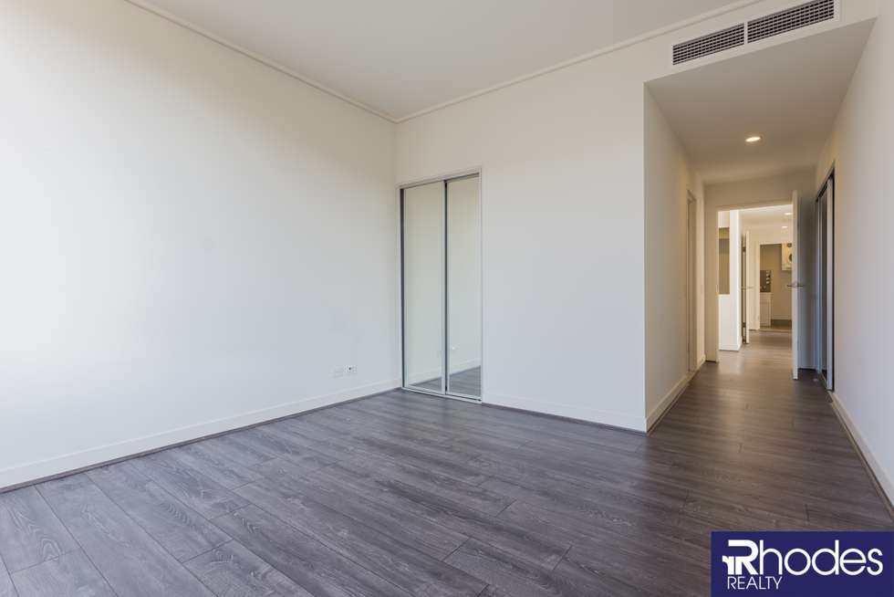 Fifth view of Homely apartment listing, 605/15 Shoreline Dr, Rhodes NSW 2138