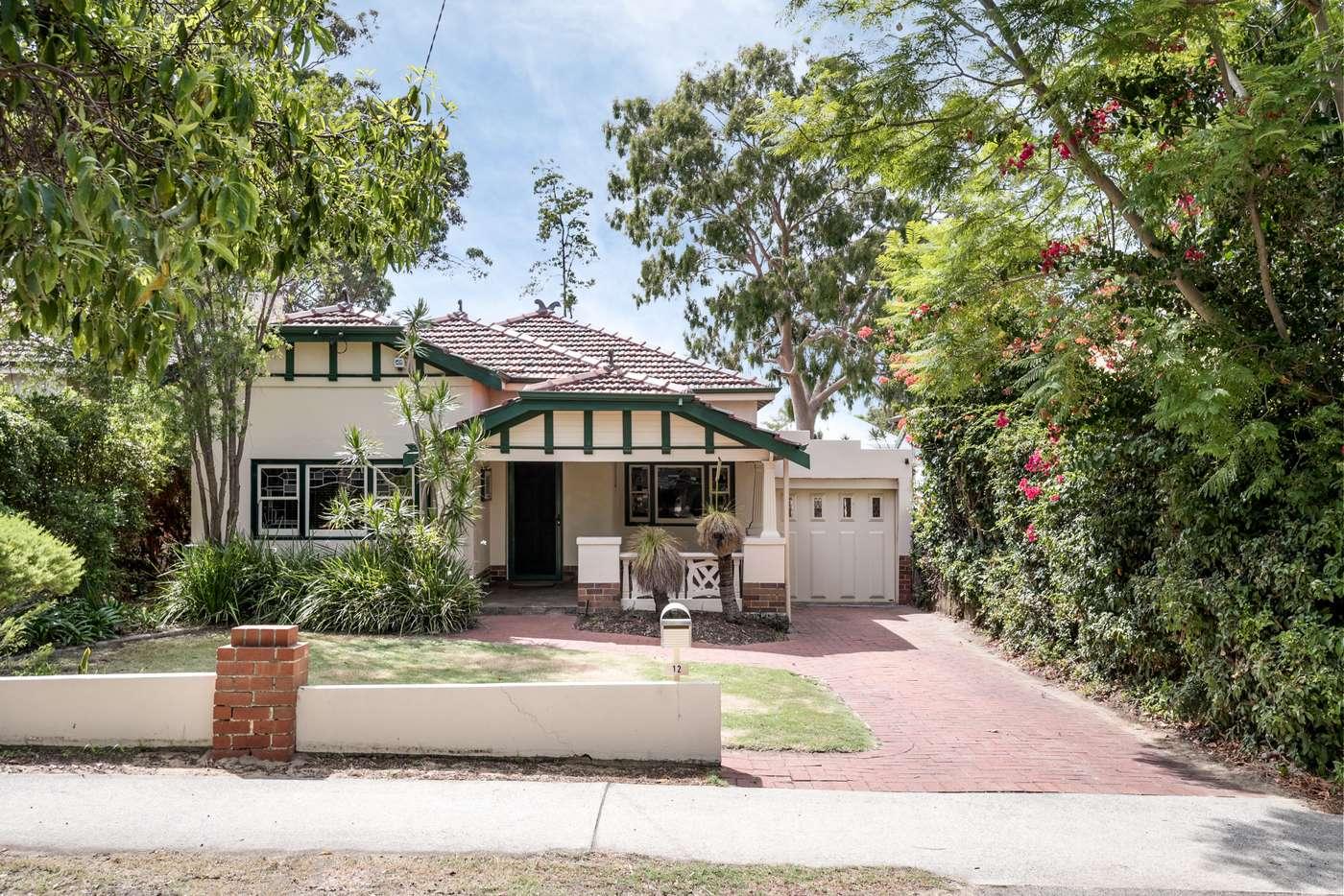 Main view of Homely house listing, 12 Meriwa Street, Nedlands WA 6009