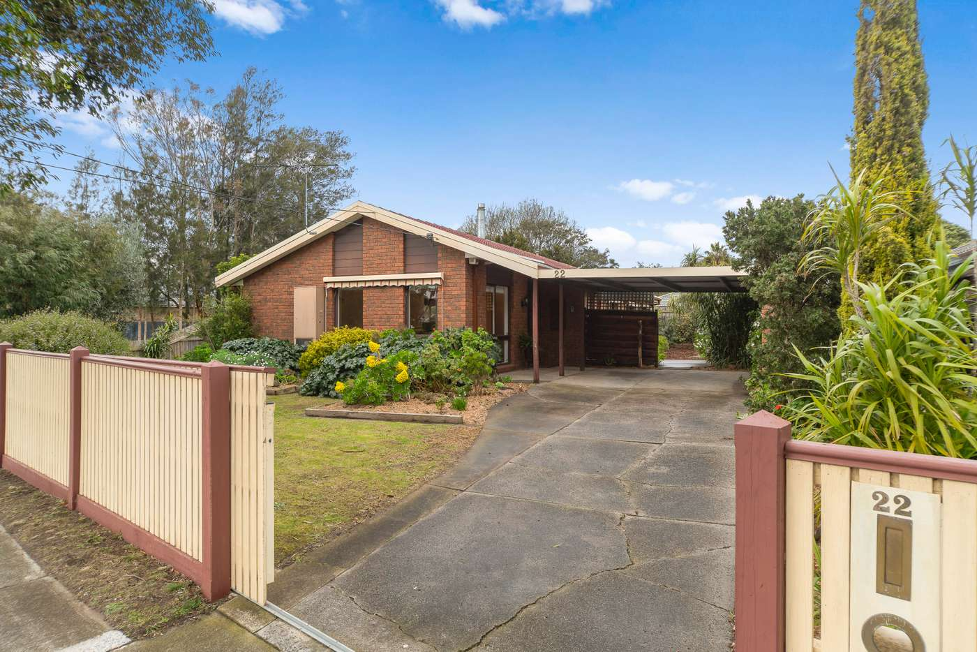 Main view of Homely house listing, 22 Amaroo Drive, Chelsea Heights VIC 3196