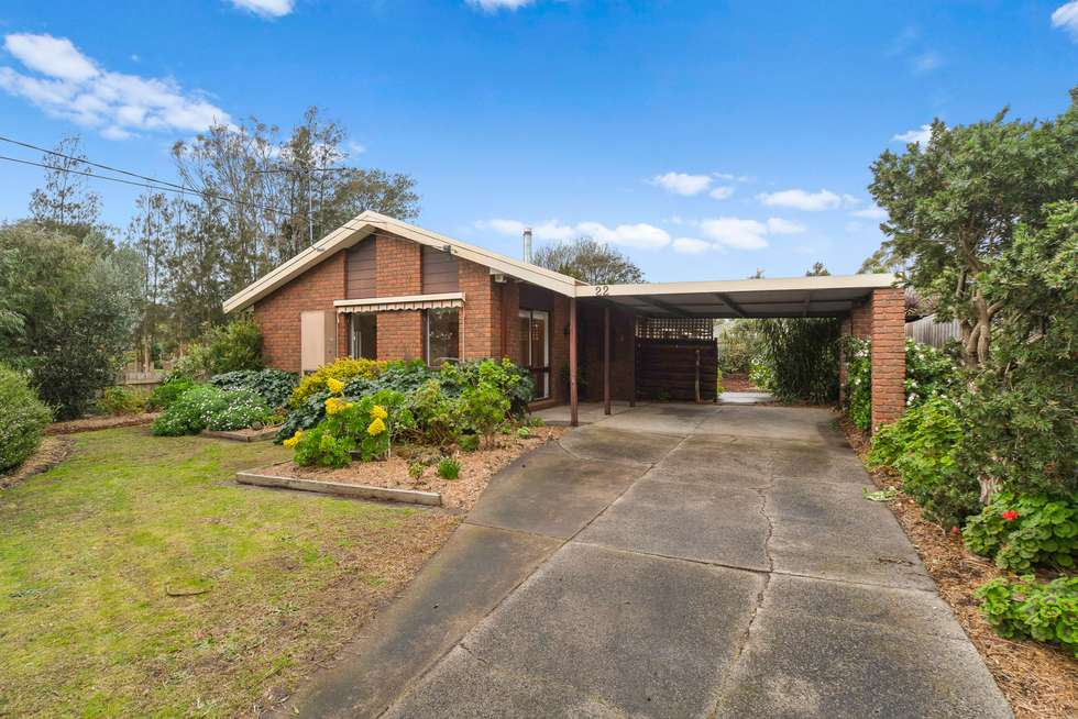 Second view of Homely house listing, 22 Amaroo Drive, Chelsea Heights VIC 3196