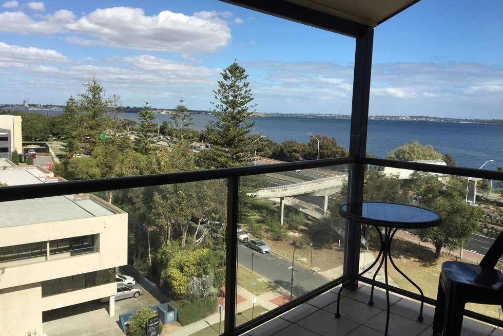 Fifth view of Homely apartment listing, 72/1 HARDY STREET, South Perth WA 6151