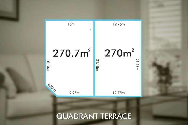 Lot 1 & 2 Quadrant Terrace, Seaford SA 5169