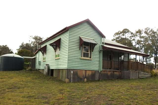 2725 Kingaroy Cooyar Road, Nanango QLD 4615