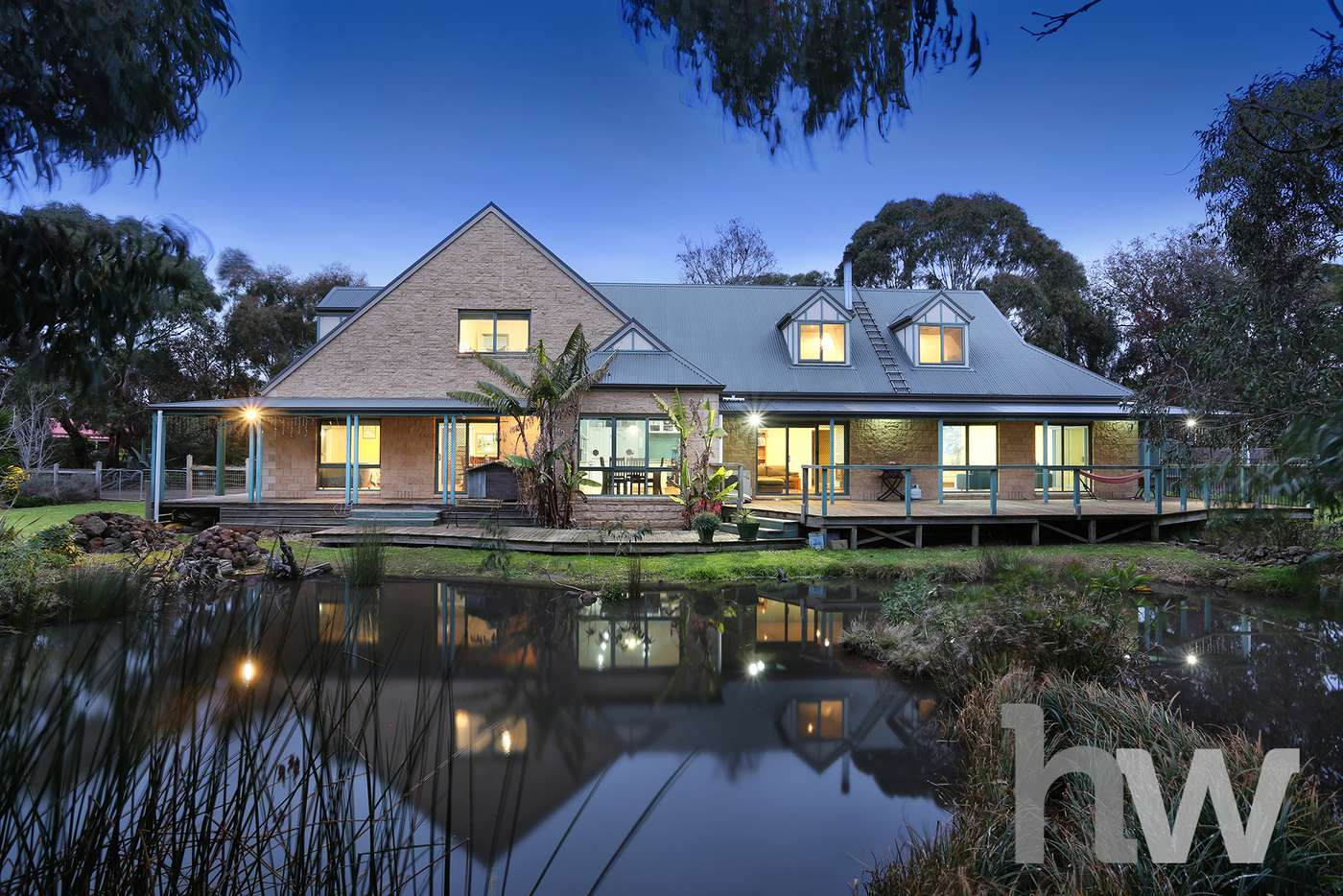 Main view of Homely house listing, 11-13 Lennox Court, Drysdale VIC 3222