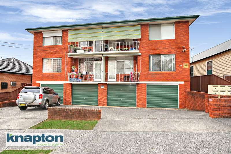 Main view of Homely unit listing, 5/36 Quigg Street, Lakemba, NSW 2195