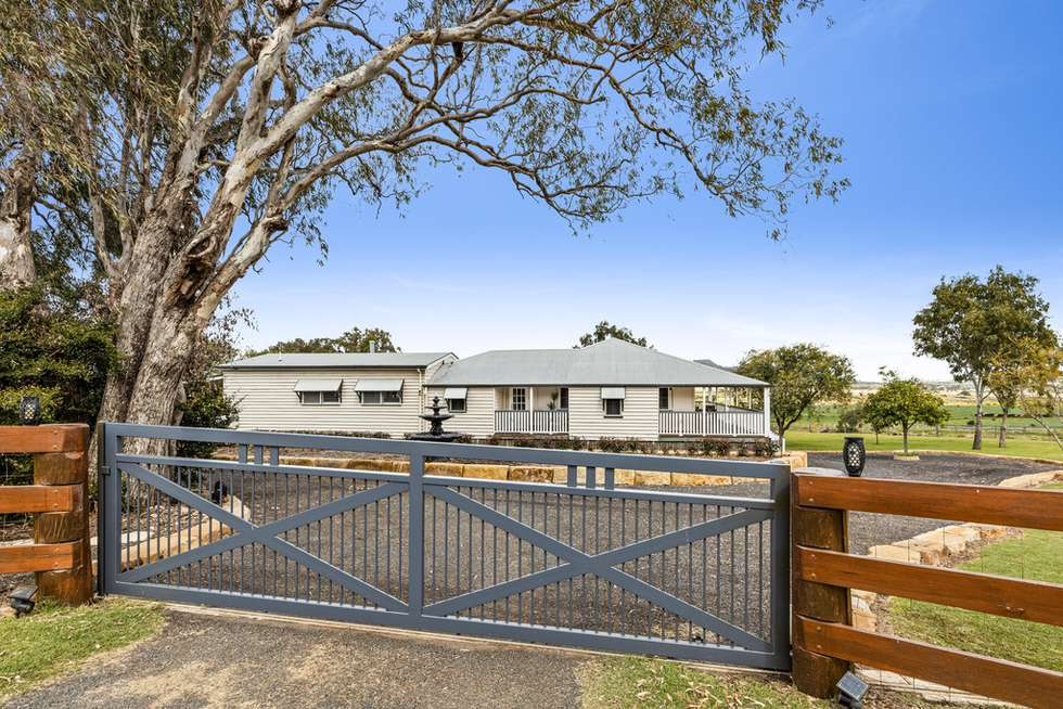 Second view of Homely acreageSemiRural listing, 217 Gowrie Tilgonda Road, Gowrie Junction QLD 4352